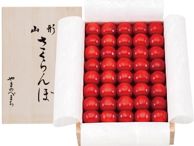 「紅秀峰」桐箱入