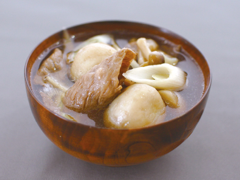 山形牛入いも煮(調理済)3食分