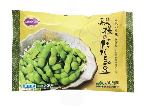 冷凍だだちゃ豆(加熱処理済)