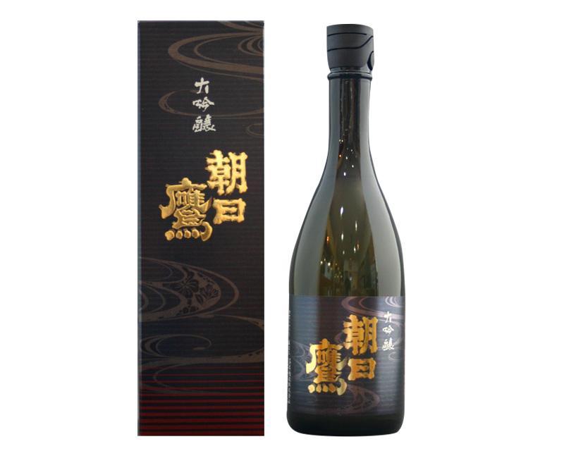 十四代蔵元 高木酒造 朝日鷹 大吟醸 720ml