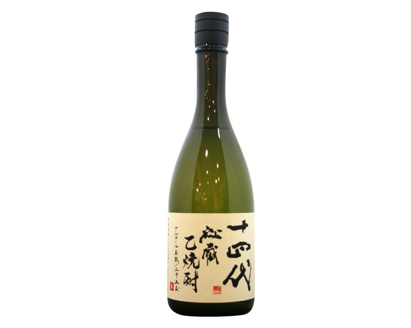 十四代 秘蔵 乙焼酎 高木酒造
