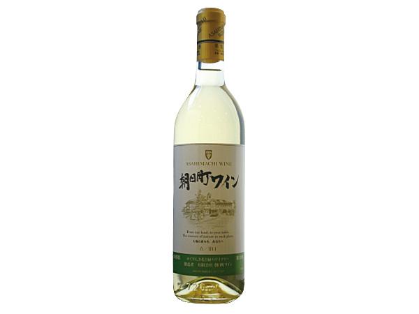 朝日町ワイン 白