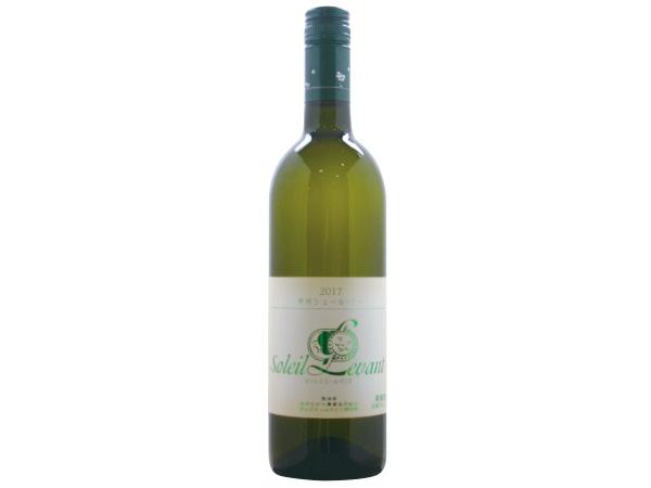 月山ワイン ソレイユ・ルバン 甲州シュール・リー2017