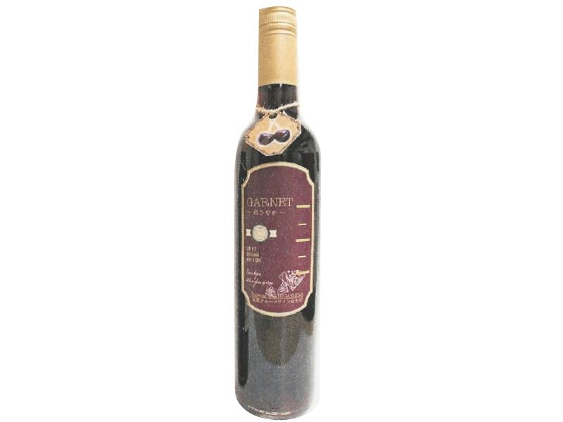 東根フルーツワイン GARNET 紅さやか