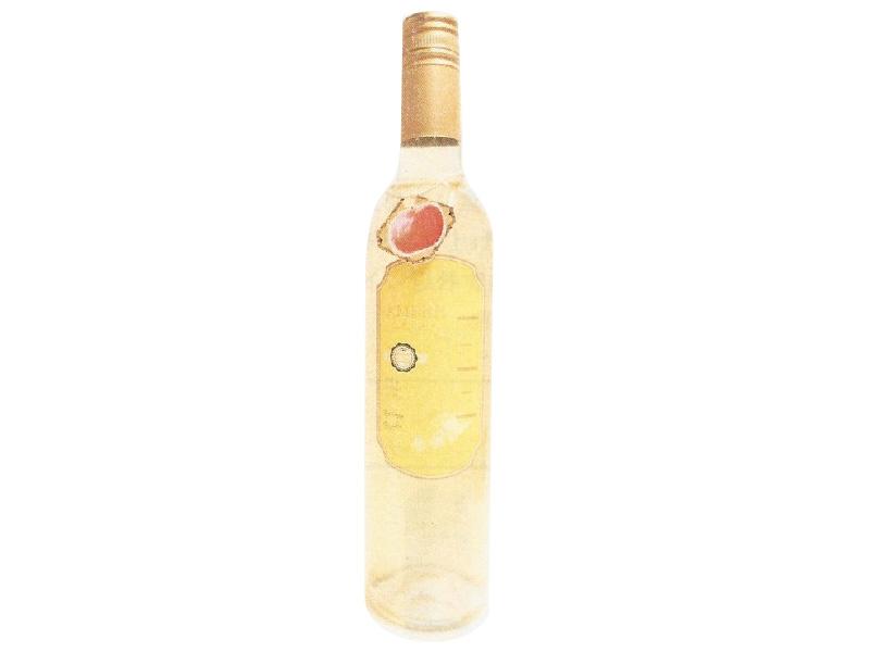 東根フルーツワイン AMBER ふじりんご